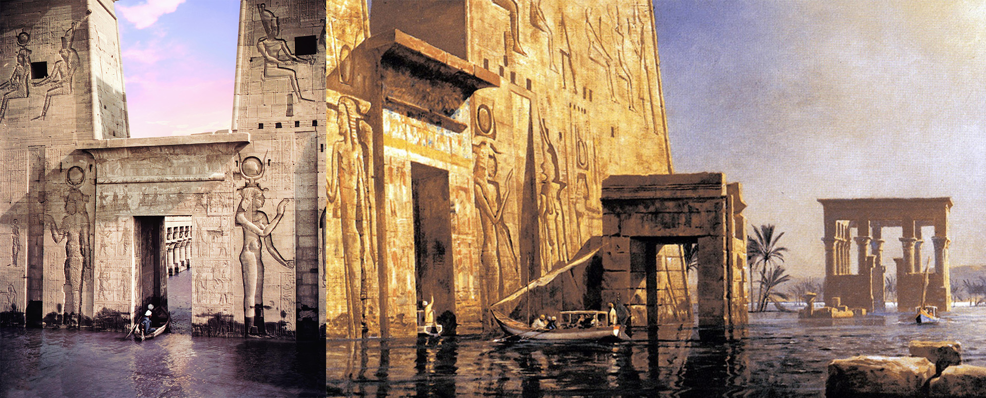 Die-Tempel-von-Philae