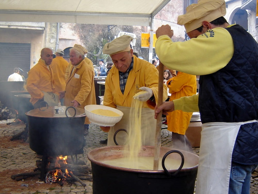 Sagra della Polenta Fest